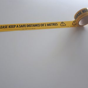 Social Distancing Tape COV23